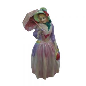 Royal Doulton Figure, Miss Demure, HN1402