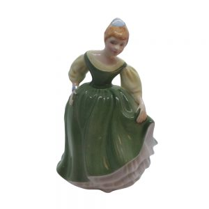 Royal Doulton Figure, Fair Maiden, HN 2211