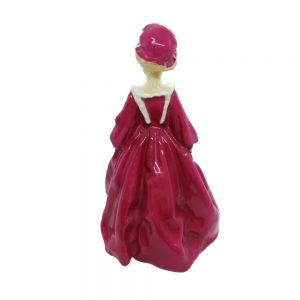 Royal Doulton Figure, Grandmothers Dress