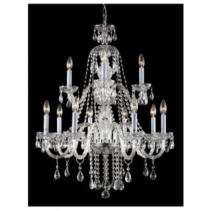 Bohemia Crystal Chandelier, with 12 lights