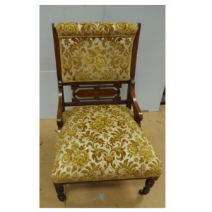 Edwardian Ladies Drawingroom Chair
