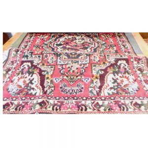Floral Patterned Persian Hardybill Runner