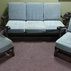 Ercol Three Piece Suite