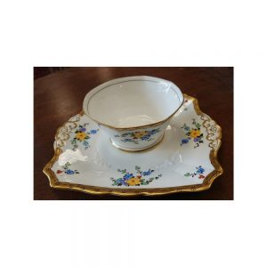 Tea Set – Plant Tuscan China