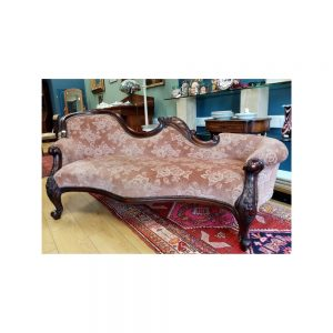 Victorian Style Chaise Longue