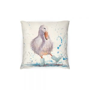 Deirdre -Feather Cushion