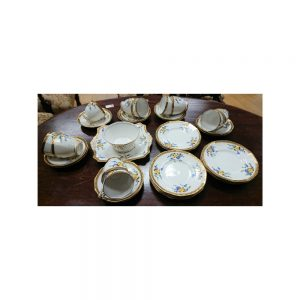 Plant Tuscan China Tea Set