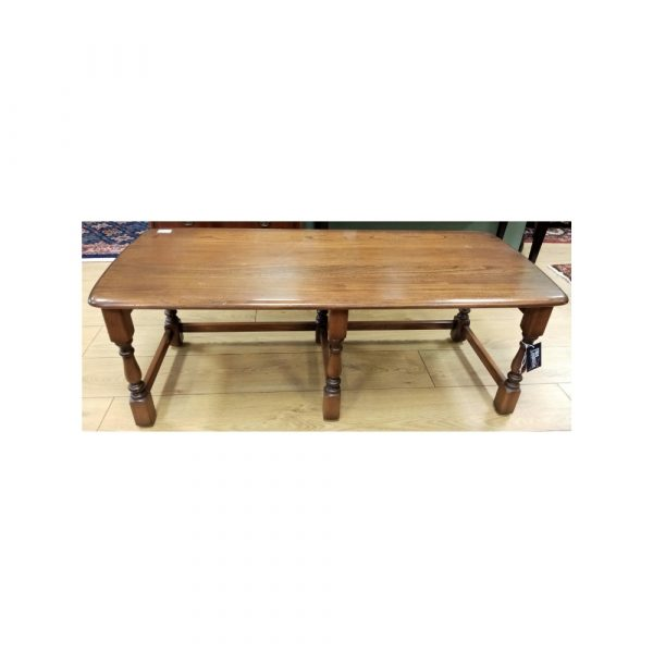 Ercol nest of three tables